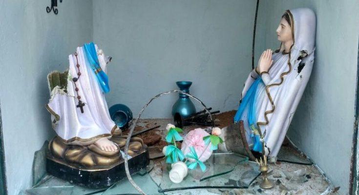 Hai nhà thờ ở bang Odisha, Ấn Độ bị phá hoại