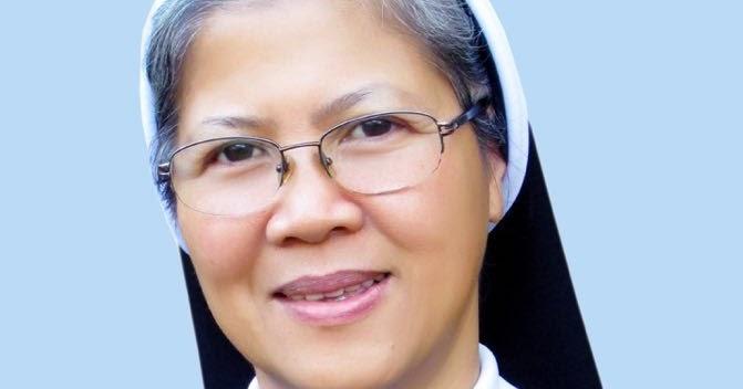 Cáo phó nữ tu Maria Anna Phan thị Hải