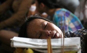 Cầu nguyện cho 13 người qua đời: Nơi nụ cười hoá nước mắt đau thương