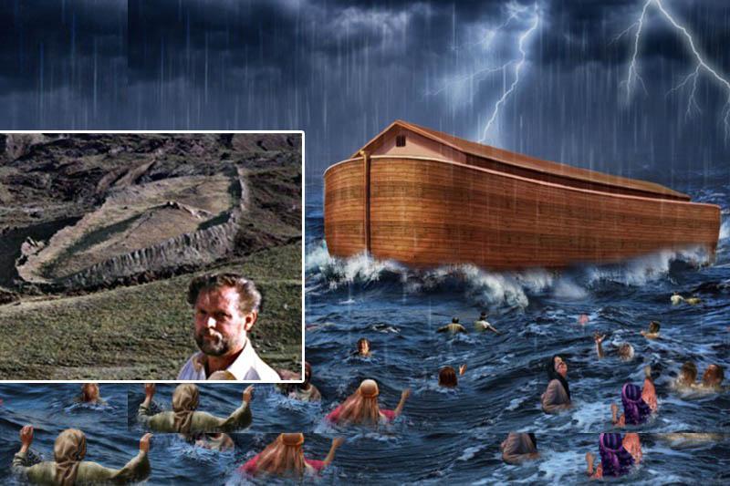 Con tàu Nô-ê đã tìm thấy và cơn Đại Hồng Thủy trong Kinh Thánh là có thật - Ảnh minh hoạ 20