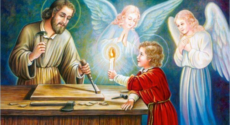 Thánh Giuse: Mẫu Gương Lao Động